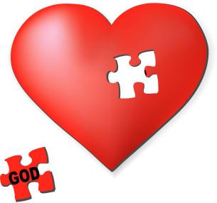 Herzpuzzle – Puzzlespaß für Verliebte