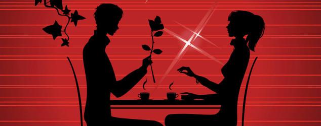 romantisch schönen abend
