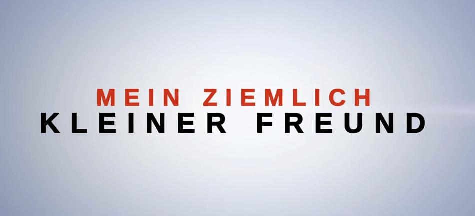 MEIN-ZIEMLICH-KLEINER-FREUND-Trailer-German-Deutsch-2016