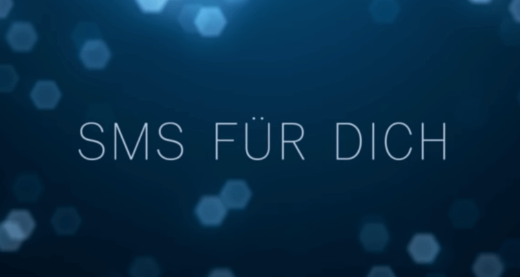 SMS-FÜR-DICH...-Trailer-1-Deutsch-HD-German-2016