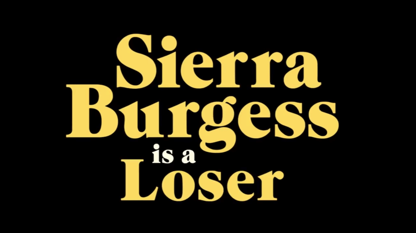 Sierra Burgess Is A Loser Trailer Deutsch German (2018) Netflix Film